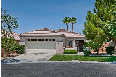 lower cost Las Vegas home